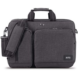 """Solo 15.6"""" Urban Convertible Laptop Briefcase Backpack for $24.99"""