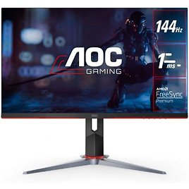 """AOC 23.6"""" Curved FHD LED Gaming Monitor for $179.99"""
