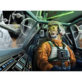 Buffalo Games Star Wars - Fine Art Collection Jigsaw Puzzle for $7.70