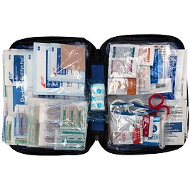 299pc First Aid Kit $18 At Amazon