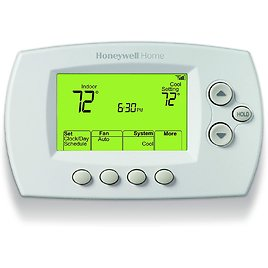 Honeywell Wi-Fi 7-Day Programmable Thermostat for $50.50