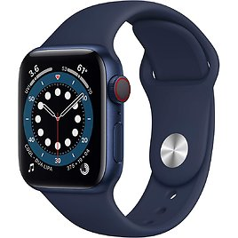 Apple Watch Series 6 40mm GPS & Cellular Smartwatch for $370.00