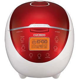 Cuckoo 6-Cup Micom Rice Cooker for $89.99