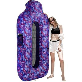 Inflatable Lounger Beach Bed Camping Chair