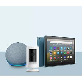 Up to 50% On Amazon Devices