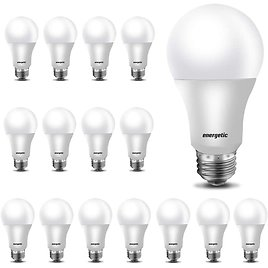 16-Pack Energetic 60W Equivalent A19 LED Light Bulb for $9.99