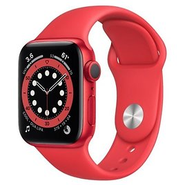 Apple Watch Series 6 (GPS) 40mm (PRODUCT)RED $264.99