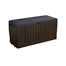 Keter Marvel Plus 71 Gallon Resin Outdoor Storage Box for $79.99