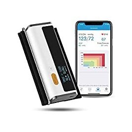 Wellue Armfit Plus Blood Pressure Monitor + EKG with Free App for $54.99