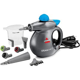Bissell Steam Shot Hard Floor and Surface Steam Cleaner for $30.00