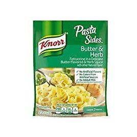 8-Pack Knorr Pasta Sides (Butter and Herb, 4.4oz) for $6.76