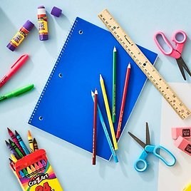 Extra $10 Off $25 Back To School Supplies