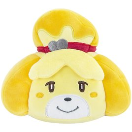 Club Mocchi-Mocchi- Animal Crossing Isabelle Junior 6 Inch Plush Stuffed Toy (4 Choices)