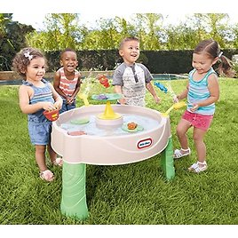 Little Tikes Frog Pond Water Tables.
