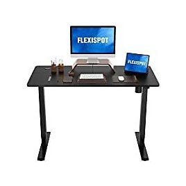 Flexispot Standing Height Adjustable Desk with Splice Board for $189.87