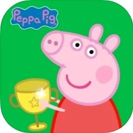 Free Peppa Pig Sports Day Game App