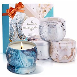 Scented Candles Gift Set 🤩🤩