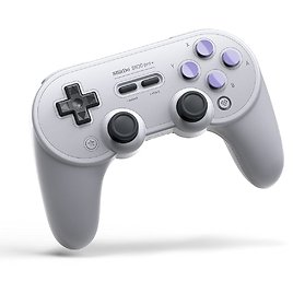 8Bitdo Sn30 Pro+ Sn Edition Bluetooth Gamepad for Nintendo Switch for $42.50