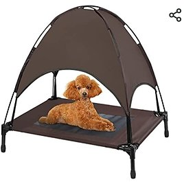 Dog Cot with Canopy🐶