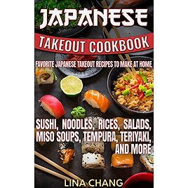 Free Japanese Takeout Cookbook Kindle Edition