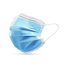 50-Pack Royal Champion 3-Ply Disposable Face Mask for $1.99 Only.