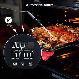 Digital Meat Thermometer 🥩🍗.