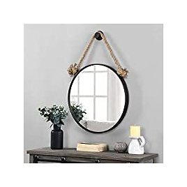 FirsTime & Co. Dockline American Crafted Round Mirror for $54.63 Only