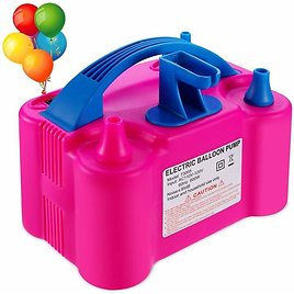 Electric Air Balloon Pump and Balloon Tying Tool in One 🎈.