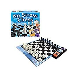 Winning Moves No Stress Chess for $9.79
