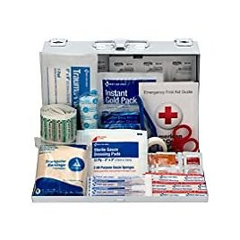 178-Piece First Aid Only Contractor's First Aid Kit for $20.62