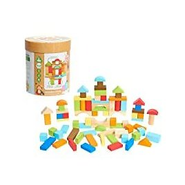 Early Learning Centre Wooden Bricks for $7.71
