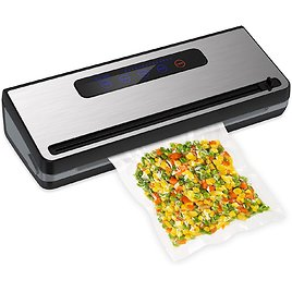 Automatic Vacuum Sealer Machine with Dry/Moist Mode