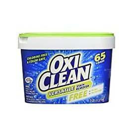 OxiClean Versatile Stain Remover, 3Lbs for $5.05