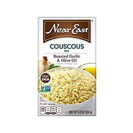 12-Pack Near East 5.8 Oz Couscous Mix (Roasted Garlic & Olive Oil) for $22.57