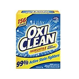 OxiClean Versatile Stain Remover Powder 7.22 Lbs. Box for $8.44
