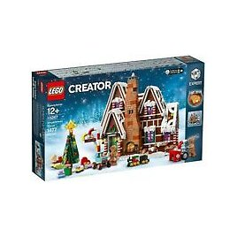 1477-Piece LEGO Creator Expert Gingerbread House 10267 Building Kit for $99.99