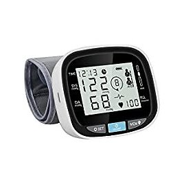 Wrist Accurate Automatic Digital Blood Pressure Monitor for $13.49