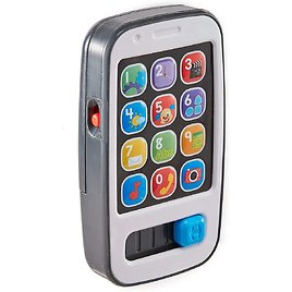 Fisher-Price Laugh & Learn Smart Phone for $6.59