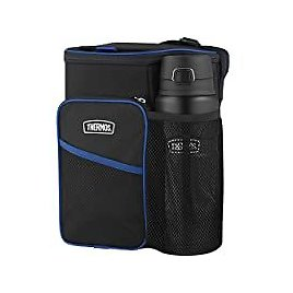 Thermos Lunch Cooler and King Stainless Bottle Combination Set for $38.90