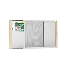Thermwell Products Frost King WB Marvin Adjustable Window Screen for $7.48