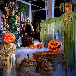 Halloween Decorations, Costumes, & More