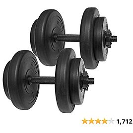 BalanceFrom All-Purpose Weight Set, 40 Lbs from Amazon And.