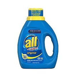 All Liquid Laundry Detergent Stainlifter