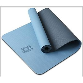Get Wwww TPE Non Slip Yoga Mat with Carrying Strap from Amazon.com