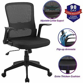 Office Chair, Mesh Computer Desk Chair🪑 from Amazon.
