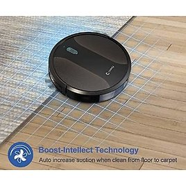 Robot Vacuum Cleaner, Wi-Fi, App Controls, Work with Alexa, Sweep and Mop😲 from Amazon.