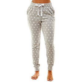 Jaclyn Intimates Fuzzy Luxe Jogger