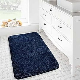 """Bathroom Rug Mat, 32""""""""x20"""""""", Extra Soft and Absorbent Bath Rugs"""
