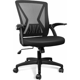 Office Swivel Chair! From Amazon🖤