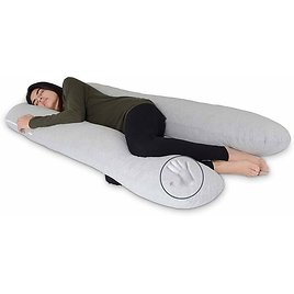 Milliard U Shaped Total Body Support Pillow Memory Foam with Cool from Amazon🔥